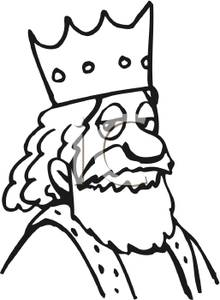 Valley of the king clipart black and white png free King Crown Cartoon Clipart | Free download best King Crown ... png free