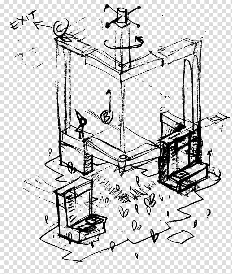Valley of the king clipart black and white jpg library Monument Valley Video game Sketch, Monument Valley ... jpg library