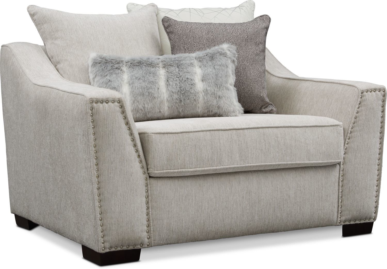 Value city furniture clipart clip art transparent stock Roxie Chair and a Half clip art transparent stock