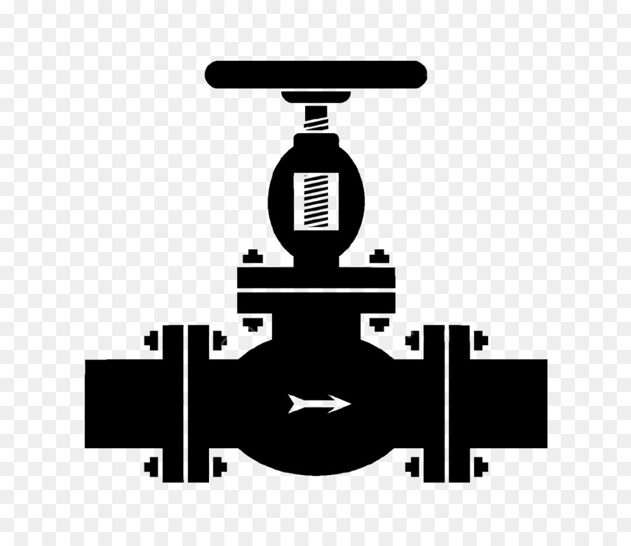 Valve clipart png free library Check Logo clipart - Illustration, Pipe, Black, transparent ... png free library