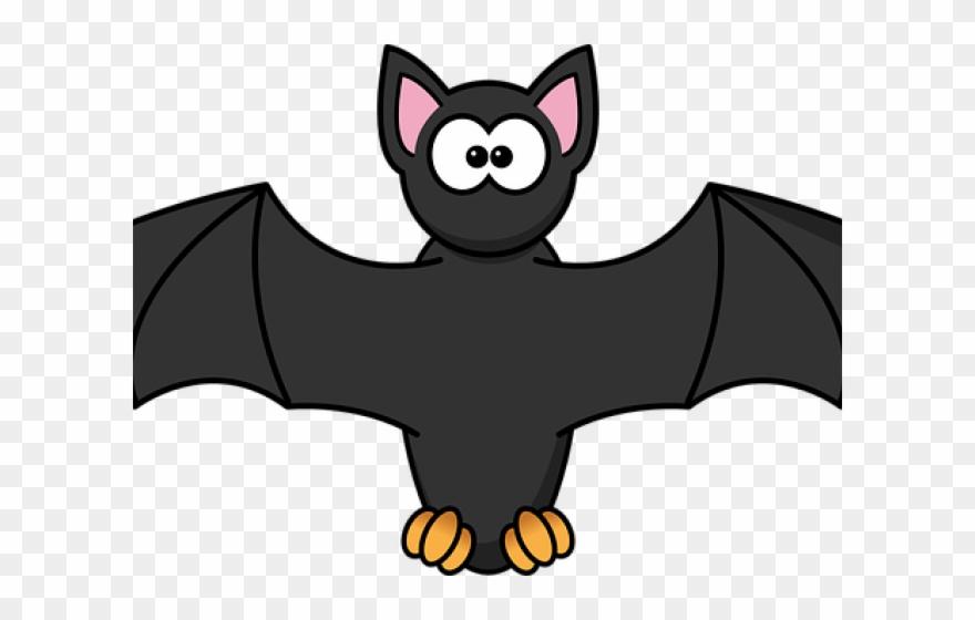 Vampire bat outline clipart svg royalty free Creepy Clipart Vampire Bat - Bat Cartoon - Png Download ... svg royalty free