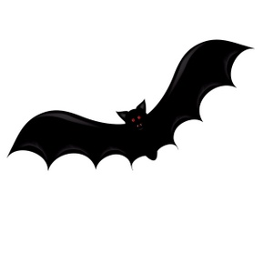 Vampire bat outline clipart picture freeuse stock Collection of Bat silhouette clipart | Free download best ... picture freeuse stock