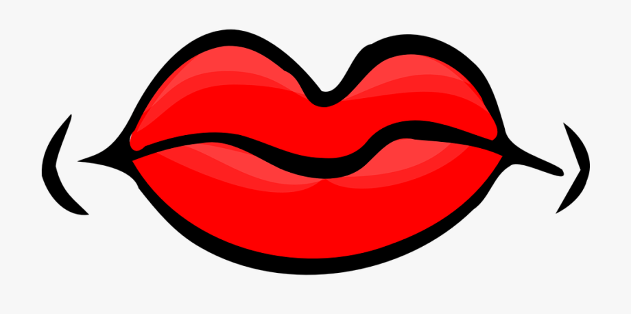 Vampire closed lips clipart svg transparent library Clipart Of Close, Mouth Of And Lip Of #530033 - Free ... svg transparent library