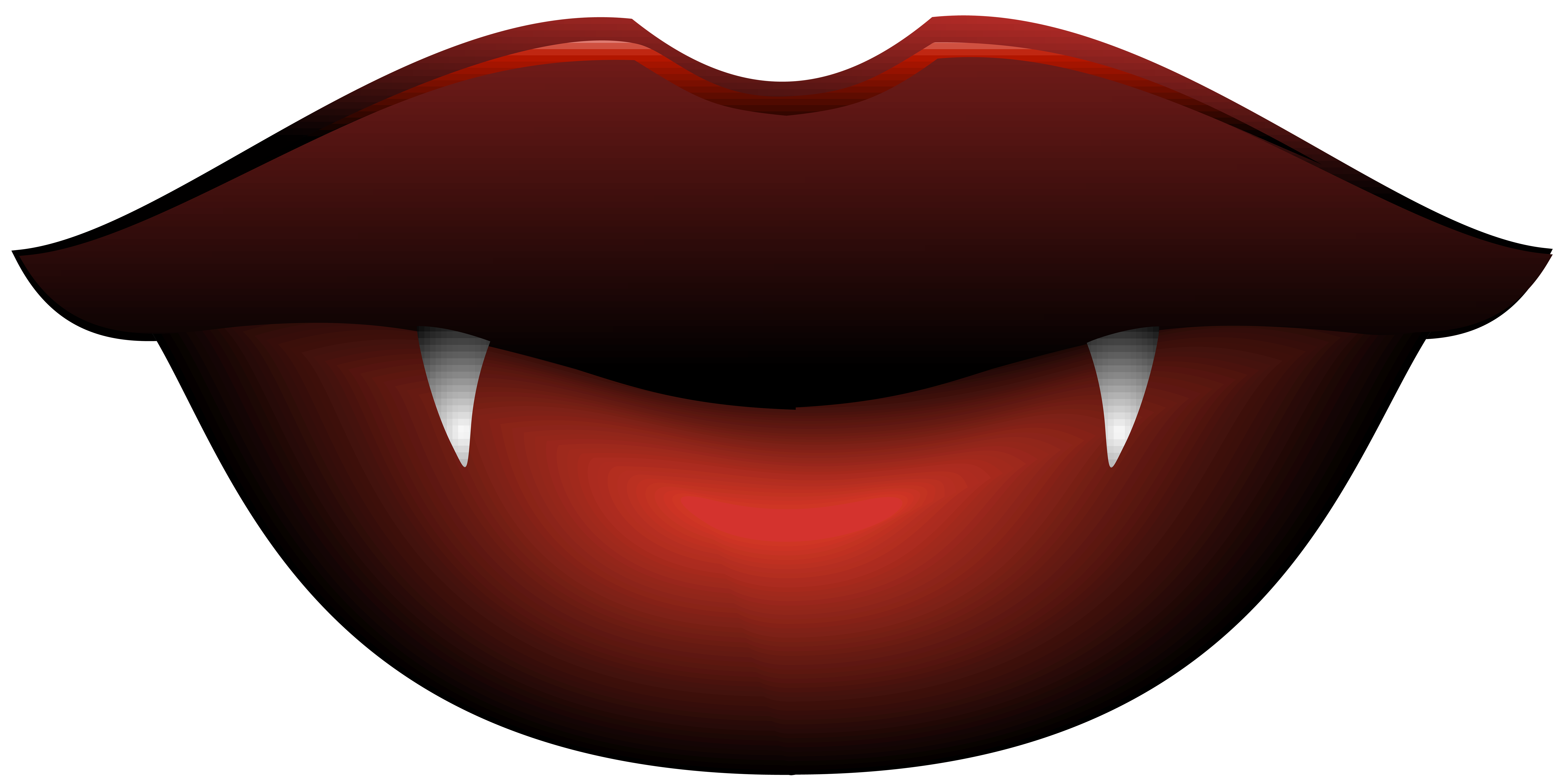 Vampire mouth clipart banner royalty free stock Vampire Lips Transparent PNG Clip Art Image | Gallery ... banner royalty free stock