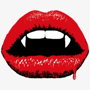 Vampire mouth clipart banner royalty free stock Transparent Background Vampire Teeth Png #2038533 - Free ... banner royalty free stock