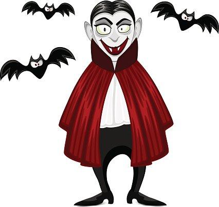 Vampiro clipart jpg freeuse Vampire for Halloween premium clipart - ClipartLogo.com jpg freeuse