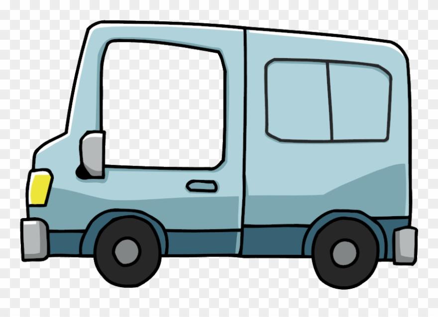 Van clipart transparent background clipart black and white download Panel Van - Truck Clipart Transparent Background - Png ... clipart black and white download