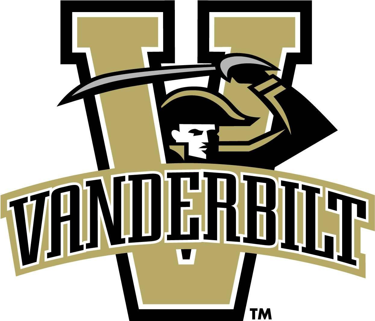 Vanderbilt commodores mascot clipart image royalty free library Vanderbilt University Commodores football - new logo ... image royalty free library