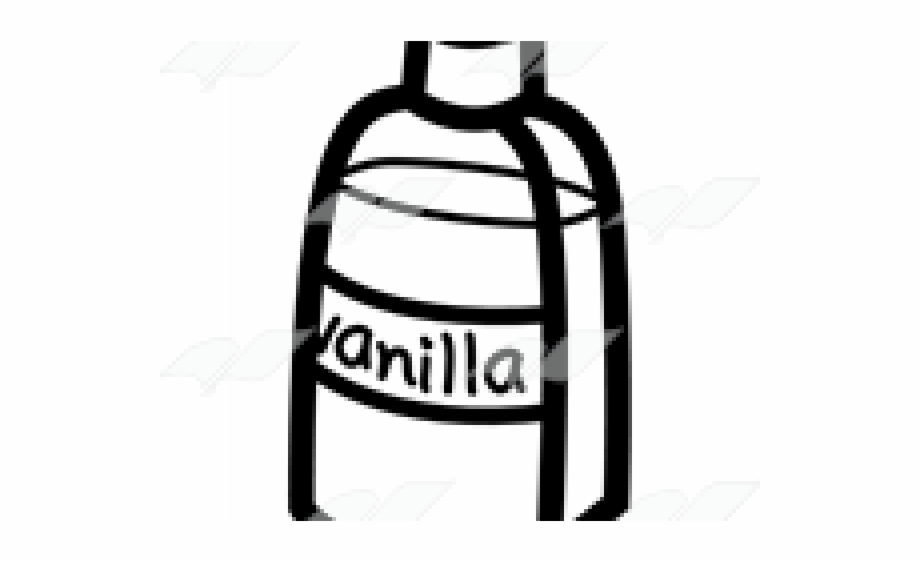 Vanilla bottle clipart picture library stock Vanilla Clipart Vanilla Extract - Cnj Free PNG Images ... picture library stock