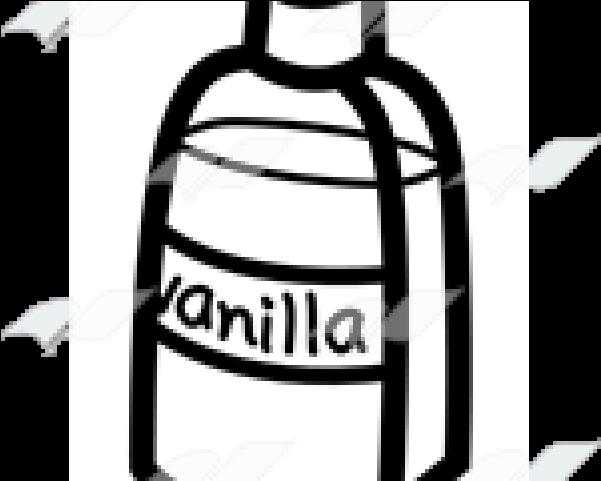 Vanilla bottle clipart graphic download Clipart Vanilla Extract – 2.000.000 Cool Cliparts, Stock ... graphic download