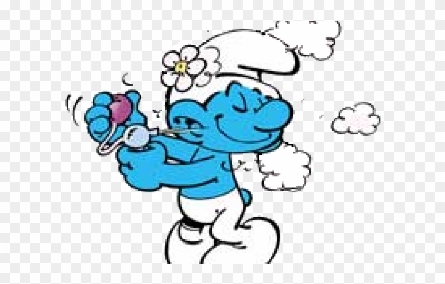 Vanity smurf clipart png stock Smurfs Clipart Vanity - Les Schtroumpfs A Lunette - Png ... png stock