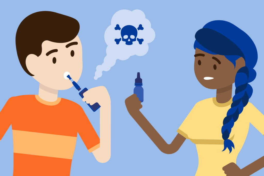 Vape and drinking clipart image library download Is Vaping Worse Than Smoking? The Facts May Surprise You ... image library download