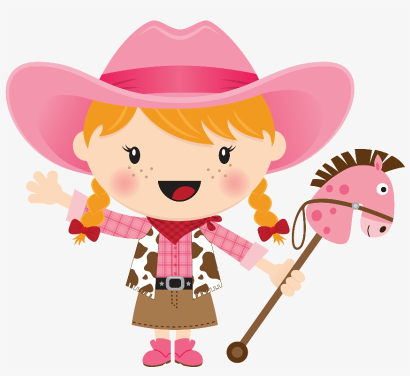 Vaqueritas clipart png royalty free Pin By Marina ♥♥♥ On Cowboy E Cowgirl - Imagenes De ... png royalty free