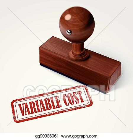 Variable cost clipart clip art freeuse library EPS Illustration - Stamp variable cost in red. Vector ... clip art freeuse library