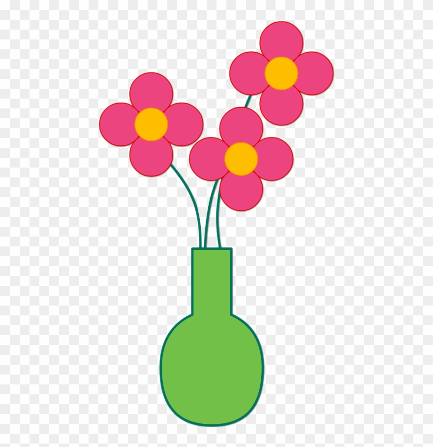Vases with flowers clipart clip library library Png Transparent Clip Art Image Collections Large Floor ... clip library library