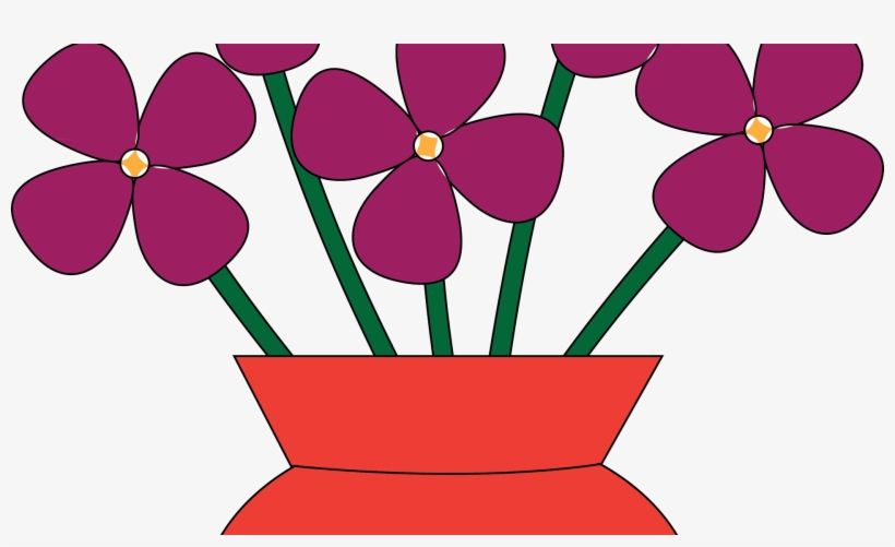 Vases with flowers clipart image Vase Clipart 2 Flower - Vase Of Flowers Clipart - Free ... image