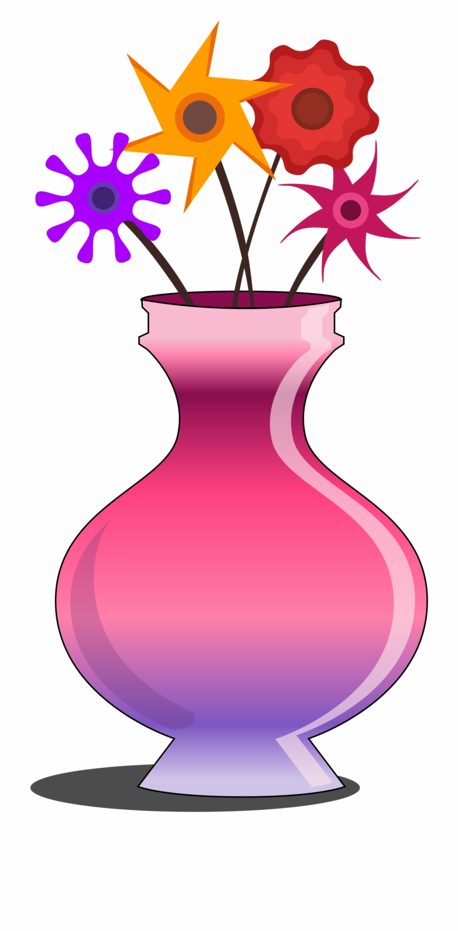 Vases with flowers clipart clip transparent stock This Free Icons Png Design Of Flower Vase Pink With - Flower ... clip transparent stock