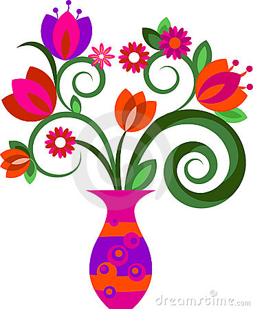 Vases with flowers clipart clipart library stock Flower vases with flowers clipart 3 » Clipart Station clipart library stock