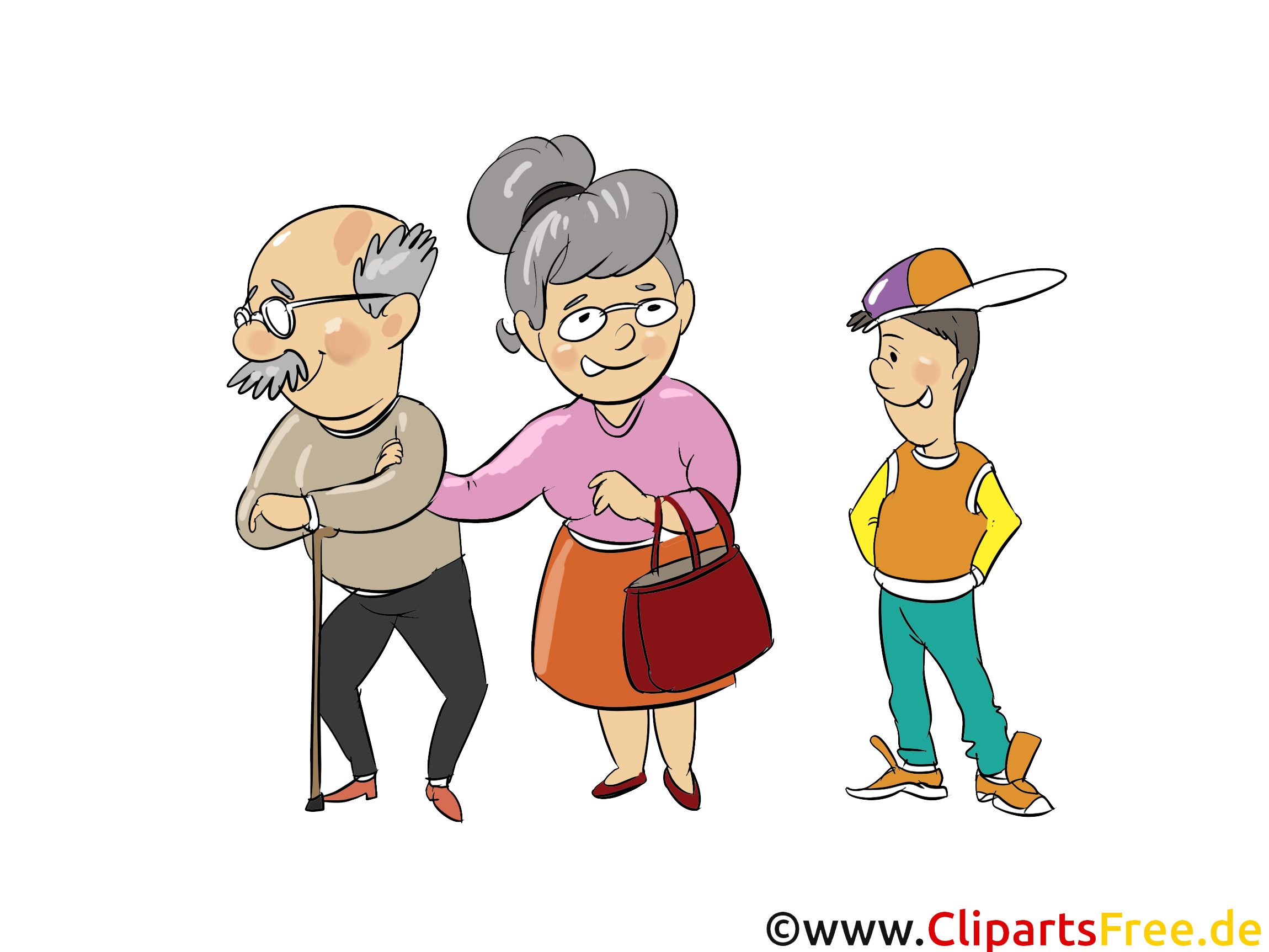 Vater und mutter clipart clipart black and white stock Menschen Bilder, Cliparts, Cartoons, Grafiken, Illustrationen ... clipart black and white stock