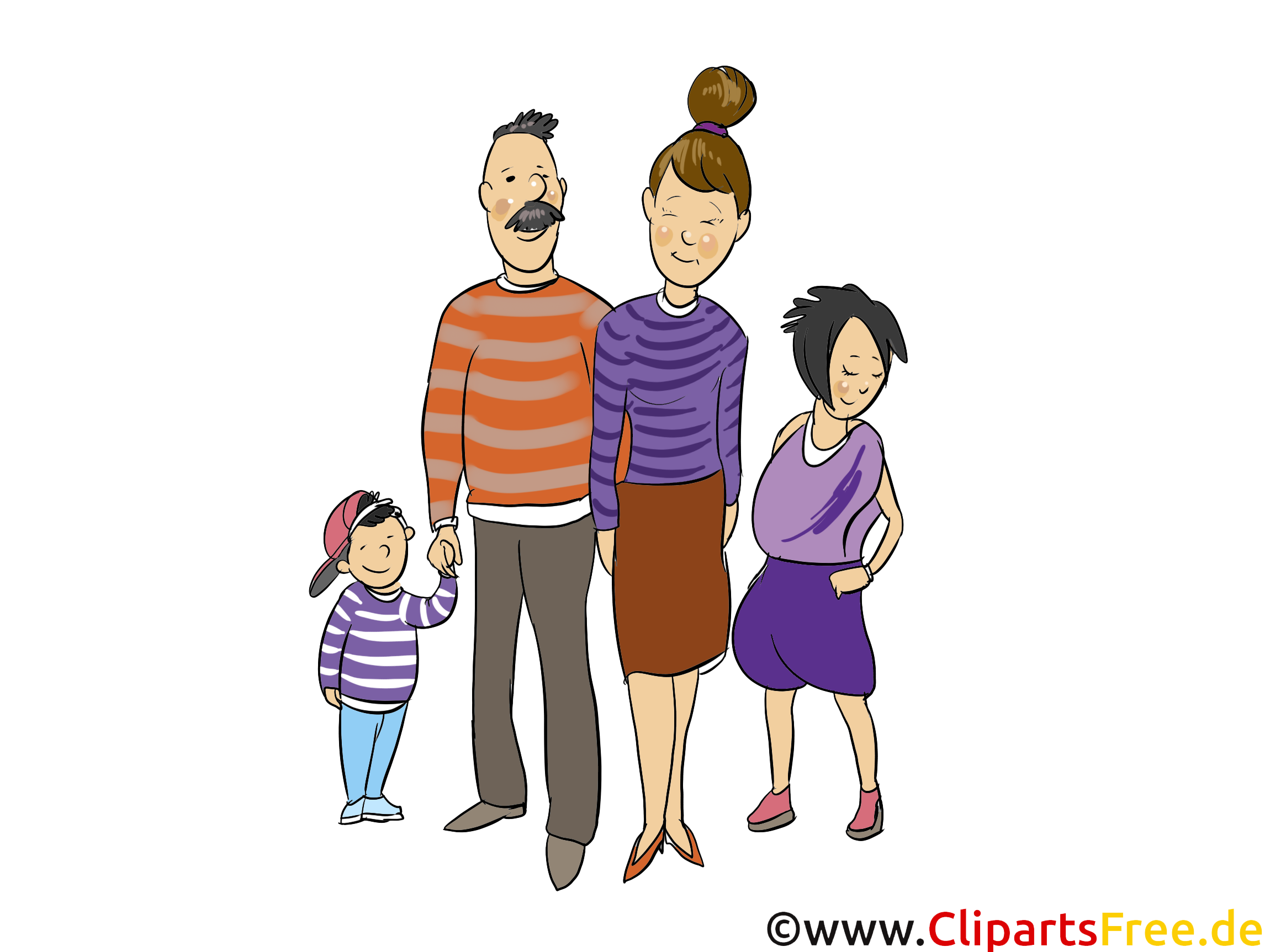 Vater und mutter clipart svg royalty free download Vater und mutter clipart - ClipartFest svg royalty free download
