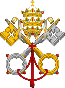 Vatican logo clipart image royalty free stock Vatican clip art | Clip Art for Classroom History Booklet ... image royalty free stock