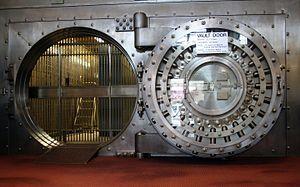 Vault picture transparent library Bank vault - Wikipedia picture transparent library