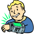 Vault boy clipart clipart free stock Category:Vault Boy images   Fallout Wiki   Fandom powered by Wikia clipart free stock