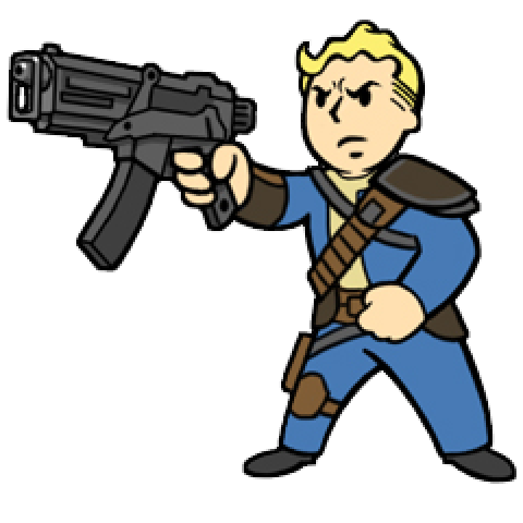 Vault boy perks clipart jpg freeuse download Vault Boy screenshots, images and pictures - Giant Bomb jpg freeuse download
