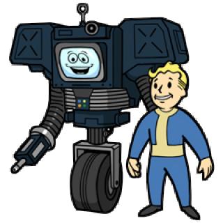 Vault boy perks clipart image transparent stock Vault Boy (Character) - Giant Bomb image transparent stock