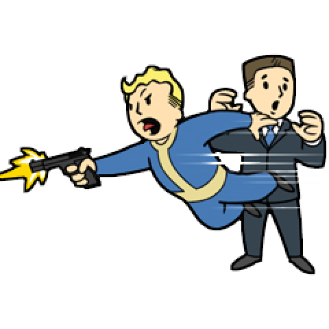 Vault boy perks clipart png free library Vault boy perks clipart - ClipartFest png free library