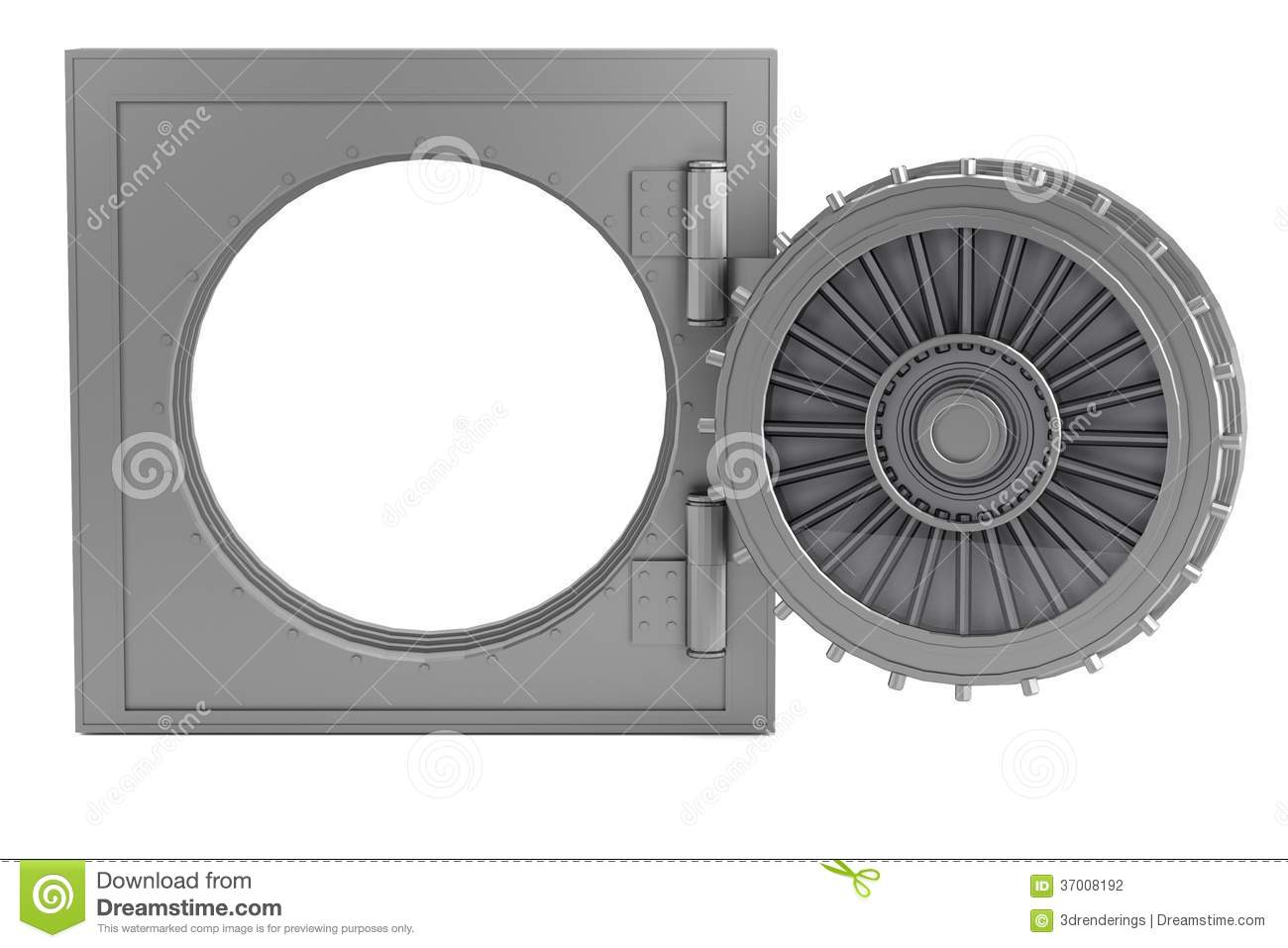 Vault door clipart clip art freeuse library Vault Door Stock Photography - Image: 37008192 clip art freeuse library