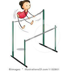 Vault gymnastics clipart clipart download Gymnastic Silhouette Decals pink | gymnastics-silhouette-leap ... clipart download