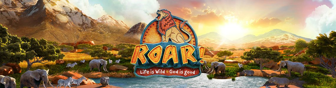 Vbs 2019 roar clipart picture royalty free download Roar VBS 2019 | Free Resources & Downloads picture royalty free download