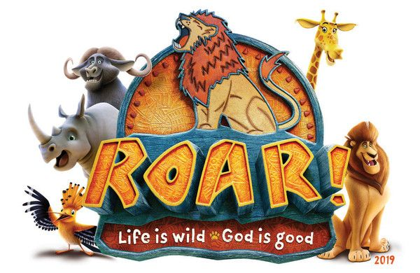 Vbs 2019 roar clipart free library Iron-On Transfer - Pack of 10 - Roar VBS by Group | ROAR VBS ... free library
