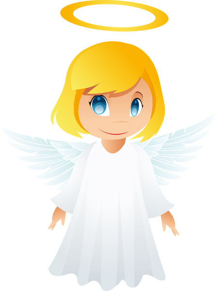 Vector angel clipart banner black and white stock Pin by Marina ♥♥♥ on Anjos | Angel clipart, Angel ... banner black and white stock
