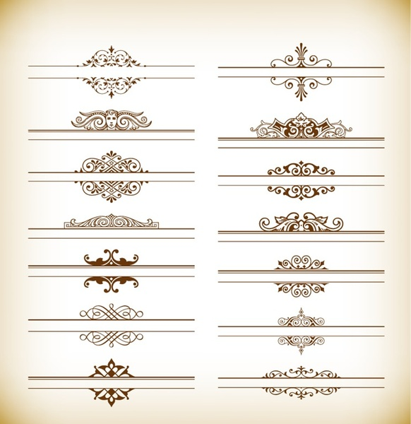 Vector art collection download png library library Vector clipart collection for coreldraw free vector download ... png library library