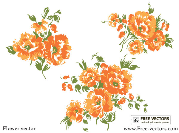 Vector art flowers free download black and white download Flower Vector Free Downloads | Download Free Vector Art | Free-Vectors black and white download