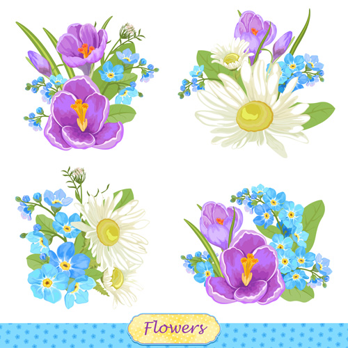 Vector art flowers free download clip black and white library Vector art flowers free download - ClipartFest clip black and white library