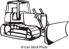 Vector bulldozer clipart free clip free library Bulldozer Clip Art Vector Graphics. 7,802 Bulldozer EPS ... clip free library