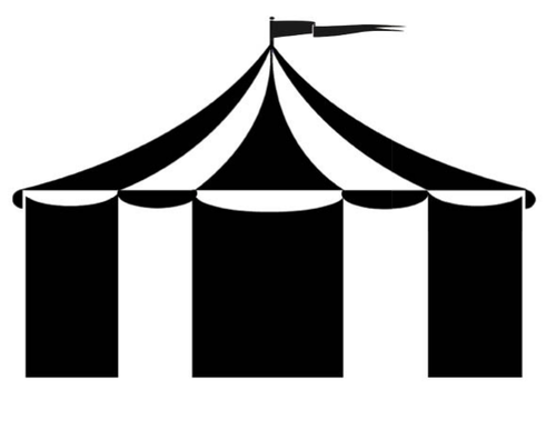 Vector canopy clipart free black and white download Tent Clipart Black And White | Free download best Tent ... black and white download