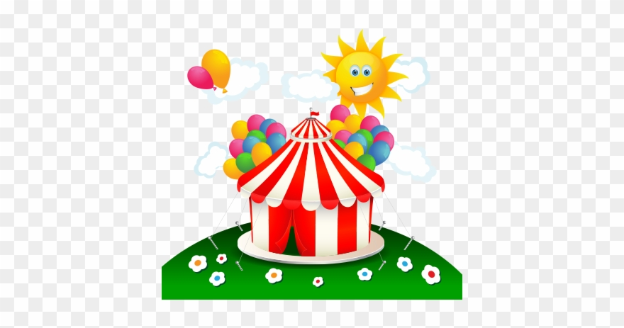 Vector canopy clipart free clip freeuse stock Circus Tent Free Vector And Png - Free Circus Pngs Clipart ... clip freeuse stock