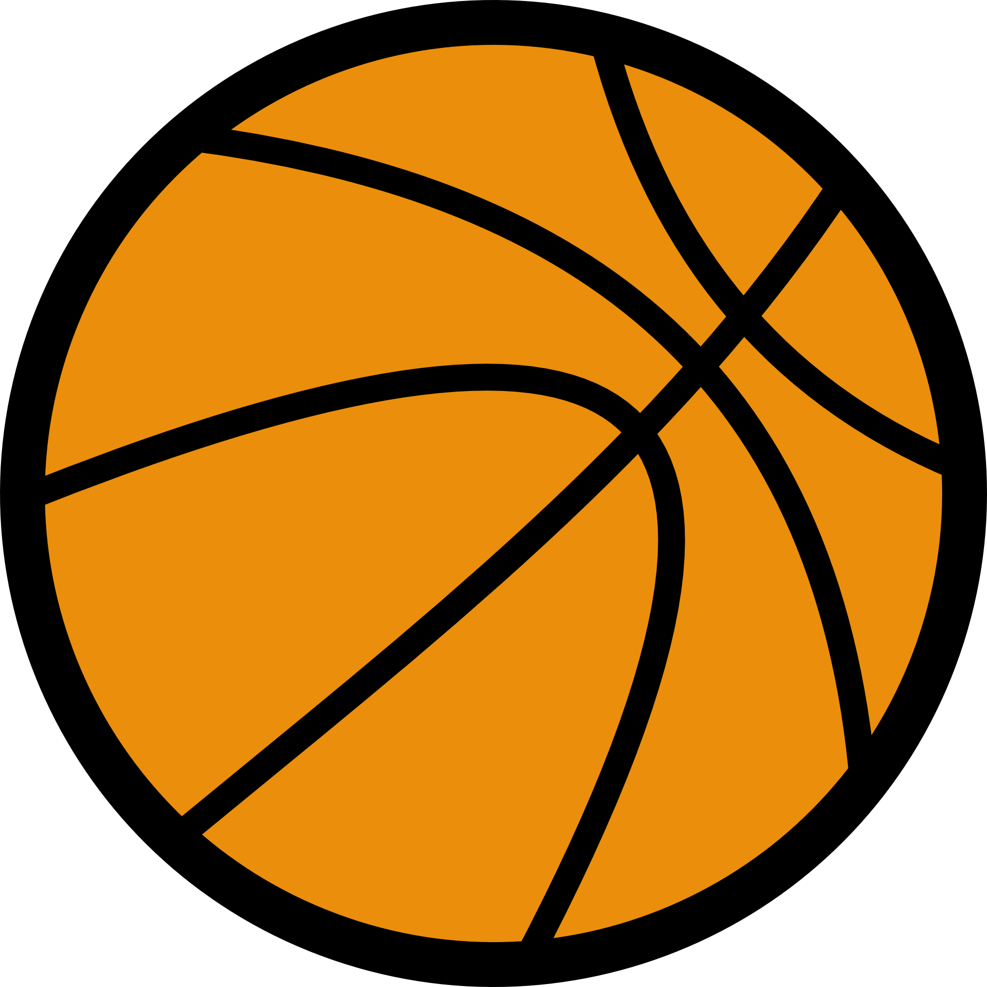 Super basketball clipart png transparent library Basketball Vector Art Group (87+) png transparent library