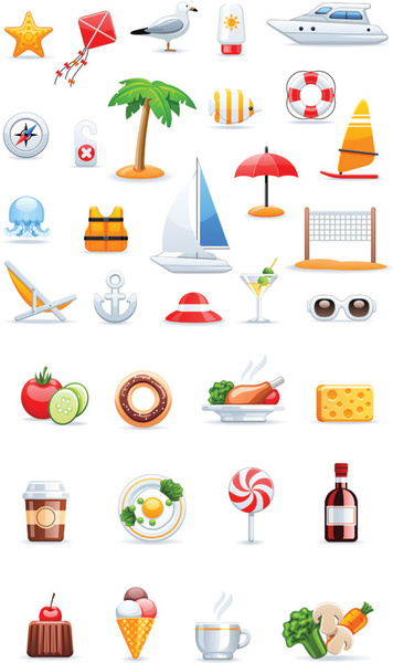 Vector clipart collection free download banner royalty free Food vector clipart collection free vector download (12,119 Free ... banner royalty free