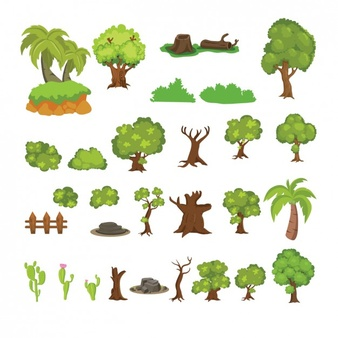 Vector clipart collection free download jpg freeuse library Tree Vectors, Photos and PSD files | Free Download jpg freeuse library