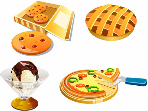 Vector clipart collection free download vector library stock Food vector clipart collection free vector download (12,119 Free ... vector library stock