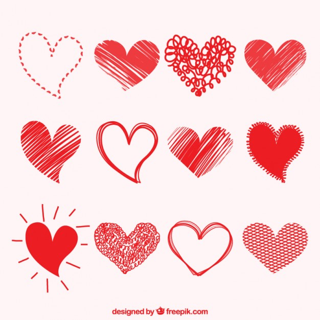 Vector clipart free download black and white stock Heart Vectors, Photos and PSD files | Free Download black and white stock