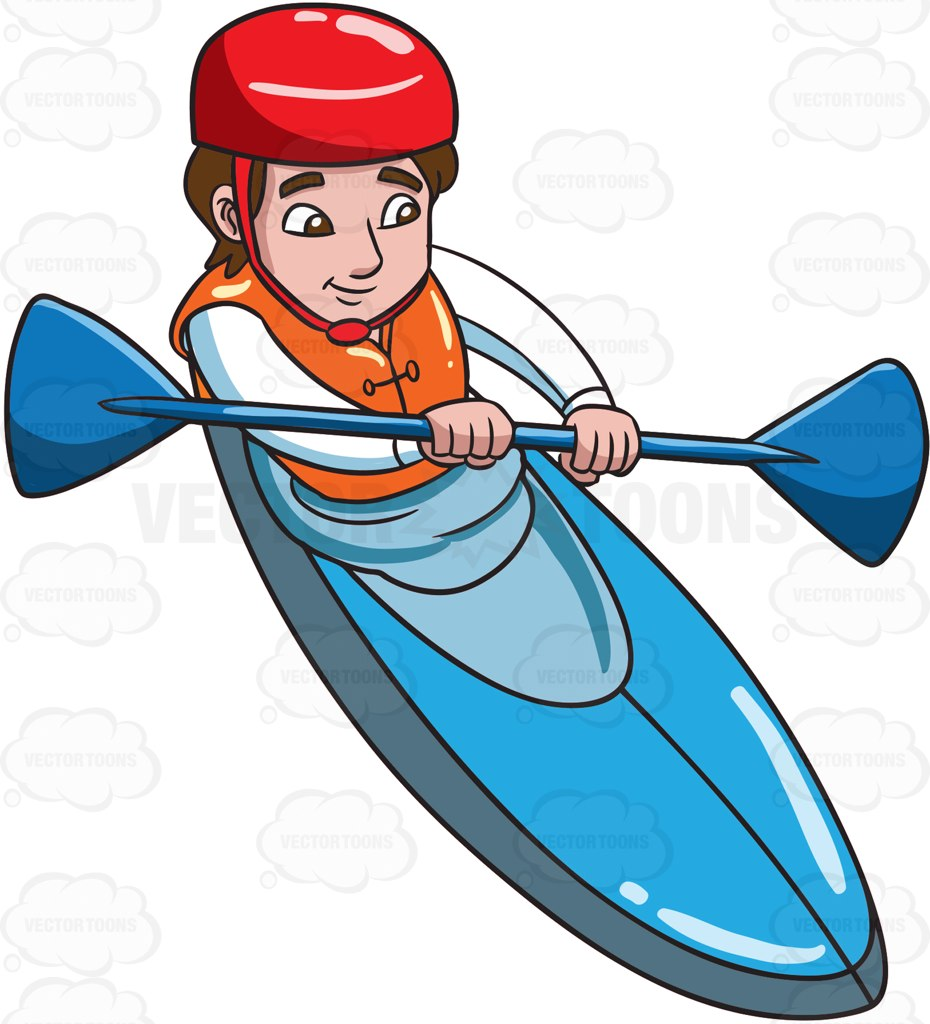 Vector clipart kayak vector freeuse stock Kayak Clipart Free | Free download best Kayak Clipart Free ... vector freeuse stock