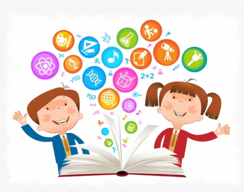 Vector clipart of school banner free download Children\'s School Vector Clipart Child Clip Art - School ... banner free download