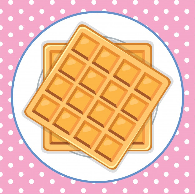 Vector clipart set waffle library Waffle Vectors, Photos and PSD files | Free Download library