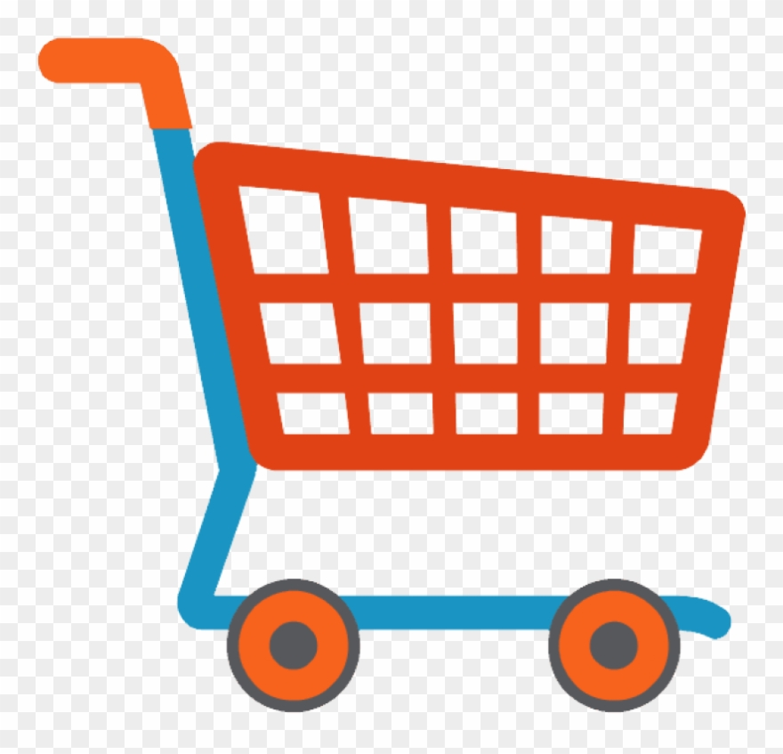 Vector clipart shopping cart png transparent library Trolley Vector Clipart - Shopping Cart Png Vector ... png transparent library